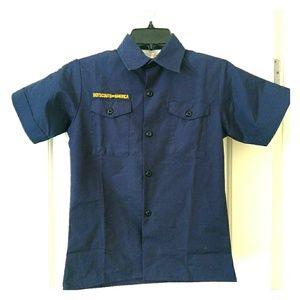 Official Cub Scout Short Sleeve Shirt